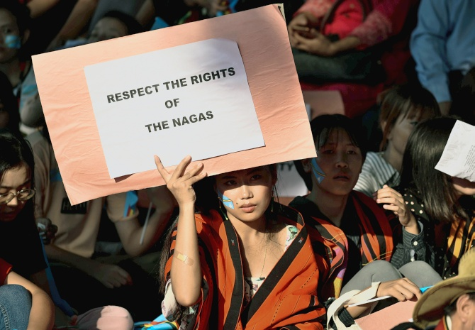 Indo-Naga peace talks: Global Naga Forum hails women as creators of peace
