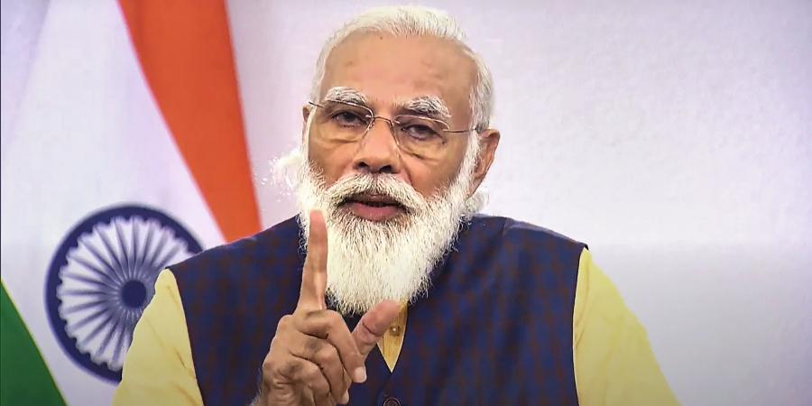 PM Modi chairs high-level meeting on Covid-19 situation