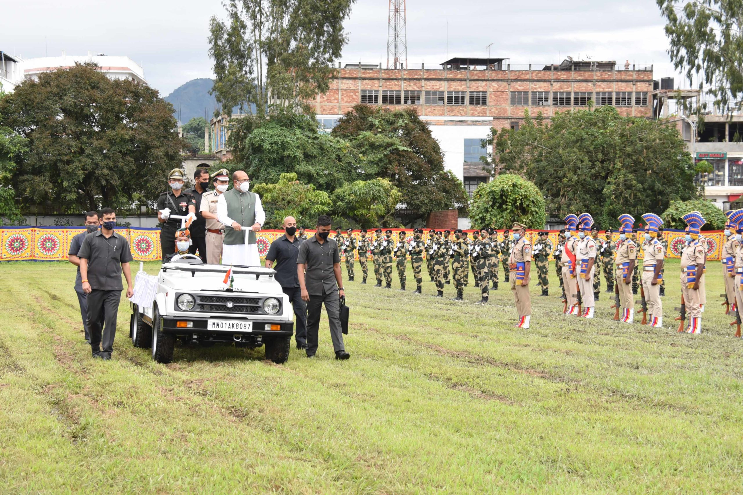 State Observes National Unity Day