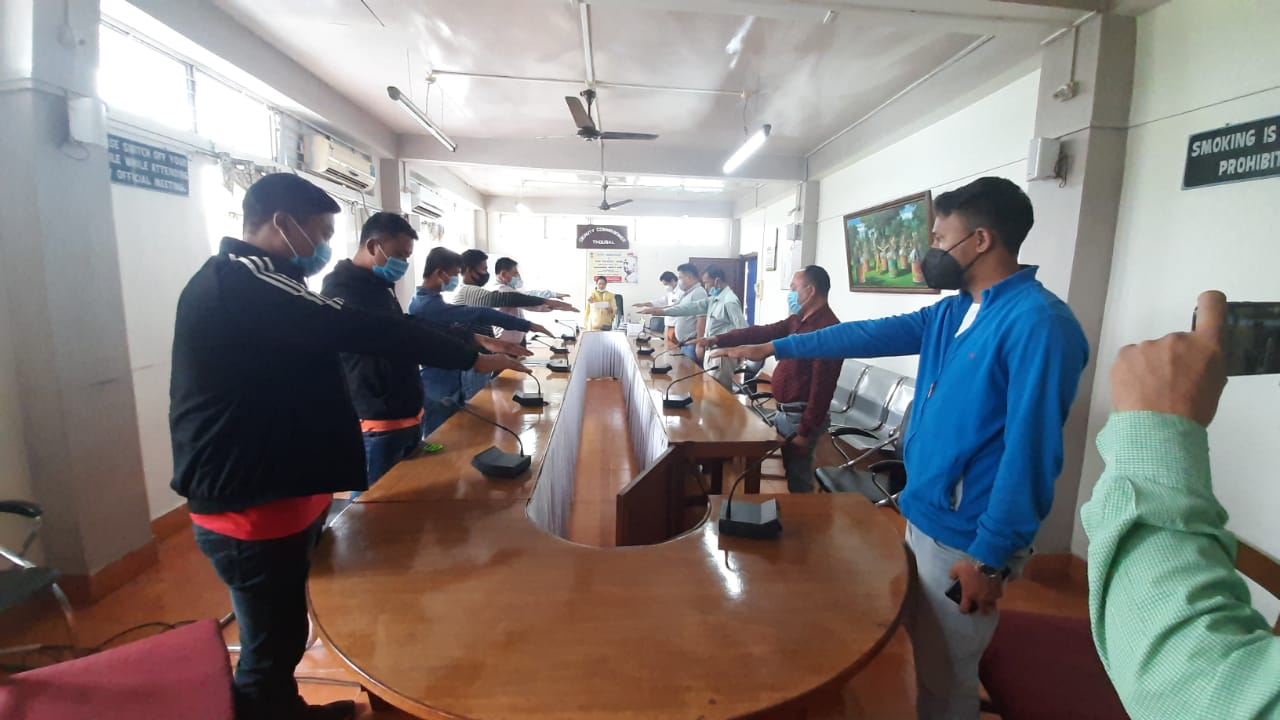 National Unity Day observed at Thoubal