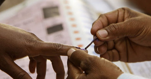 <strong>Congress demands repoll in 10 PS, alleges BJP of using power, proxy voting </strong>