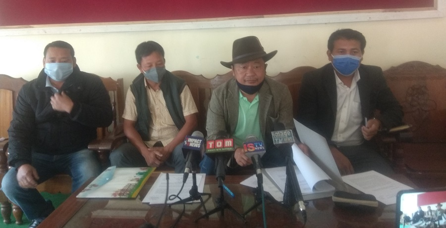 <strong>Zeliangrong CSOs call on Govt to select Tribal Women's Freedom Fighters Museum in Zeliangrong inhabited areas </strong>