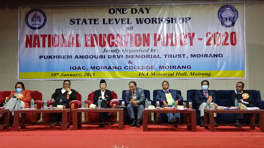 Workshop on National Education Policy – 2020 held