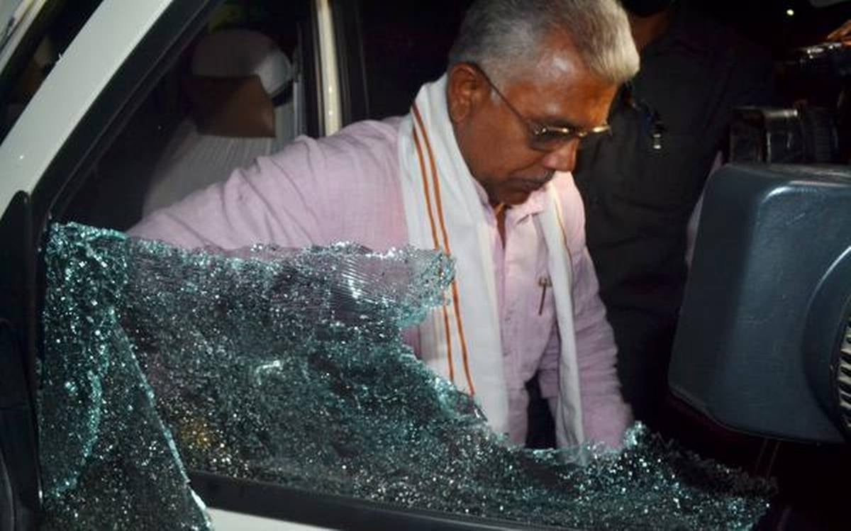 'Six deaths in post-poll violence in Bengal'